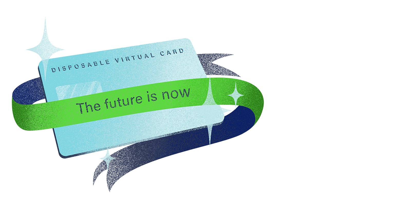 Illustration of a Revolut free card
