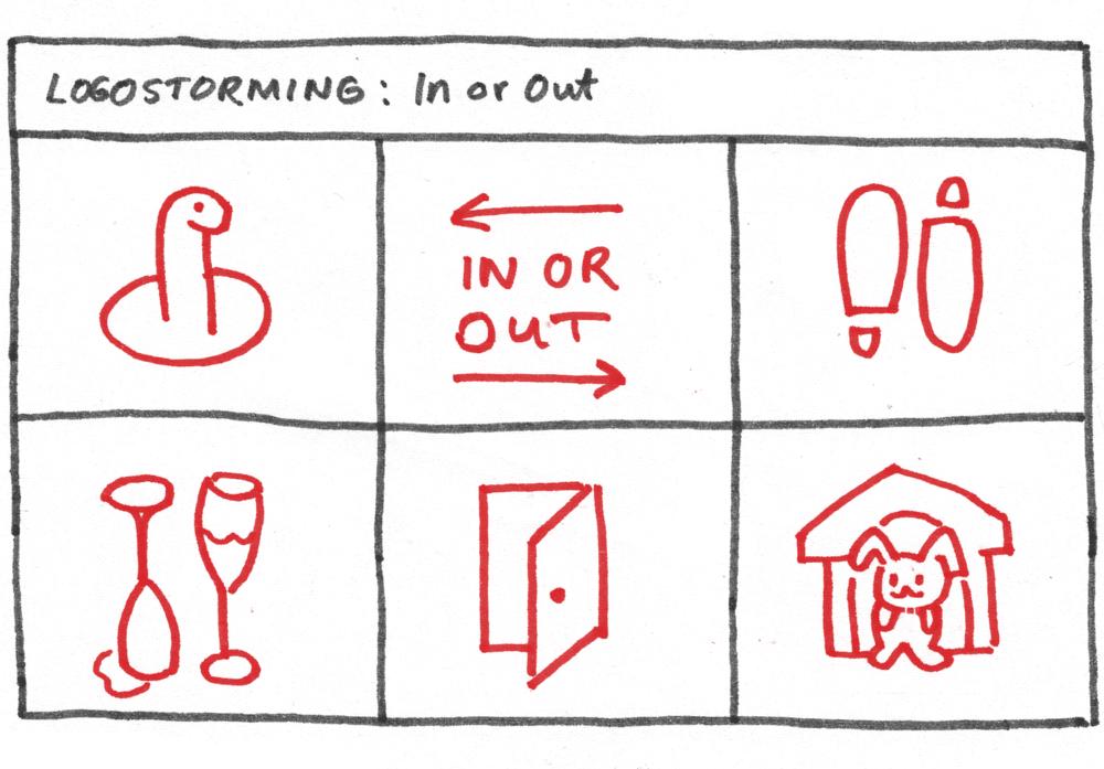 Logostorming playground