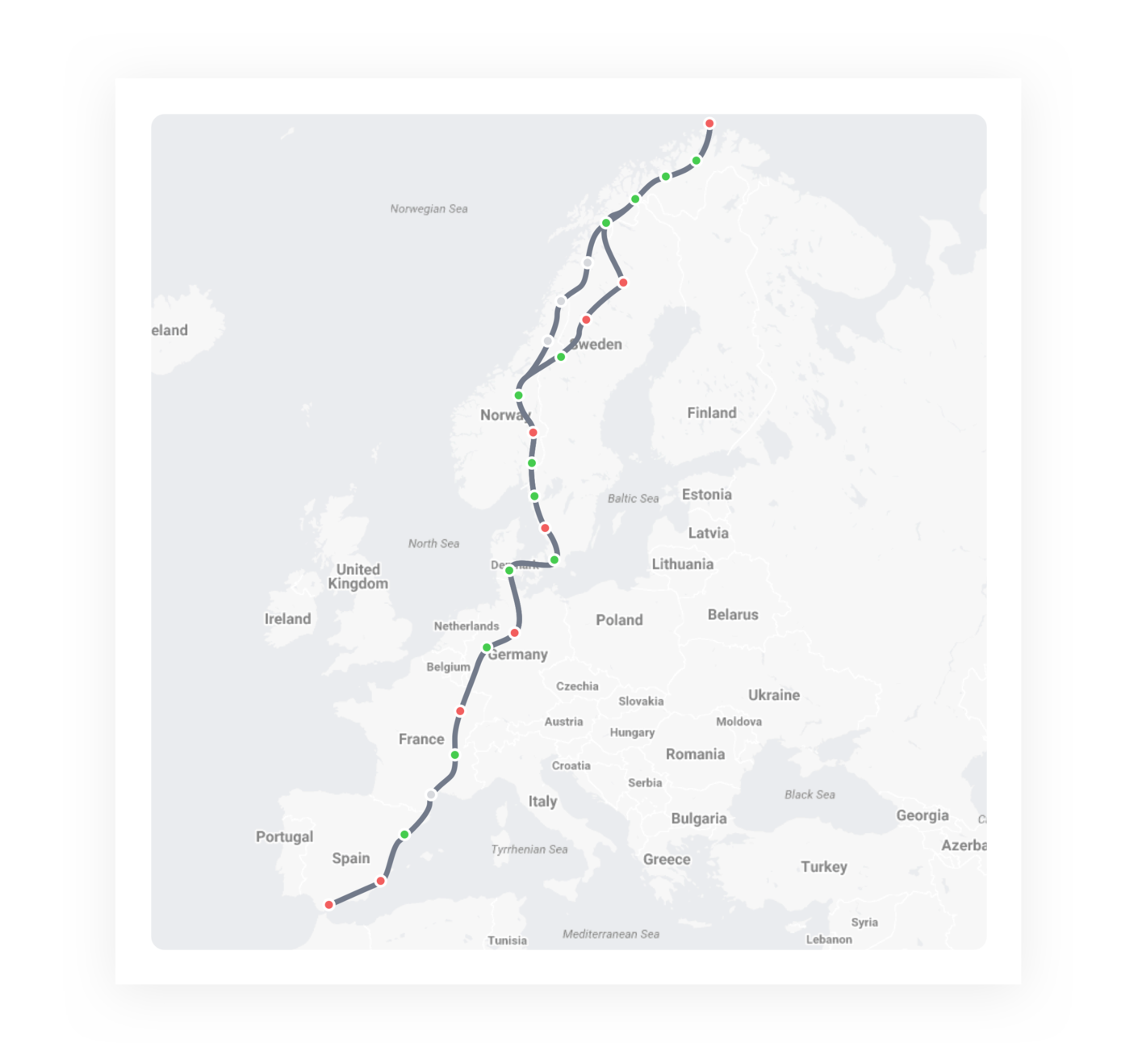 Widget: Map