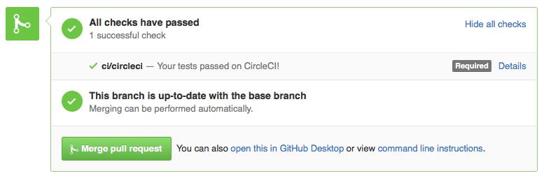Github integration