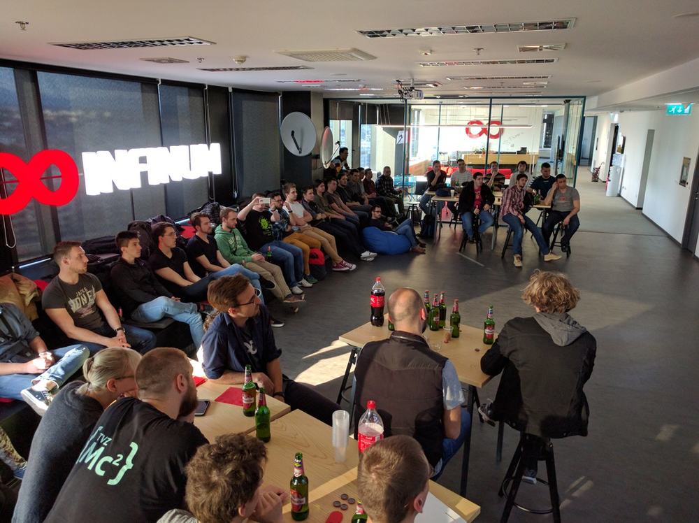 Android meetup at Infinum