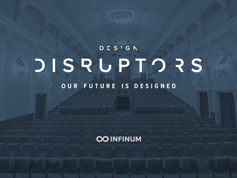 Design Disruptors event at Kino Europa